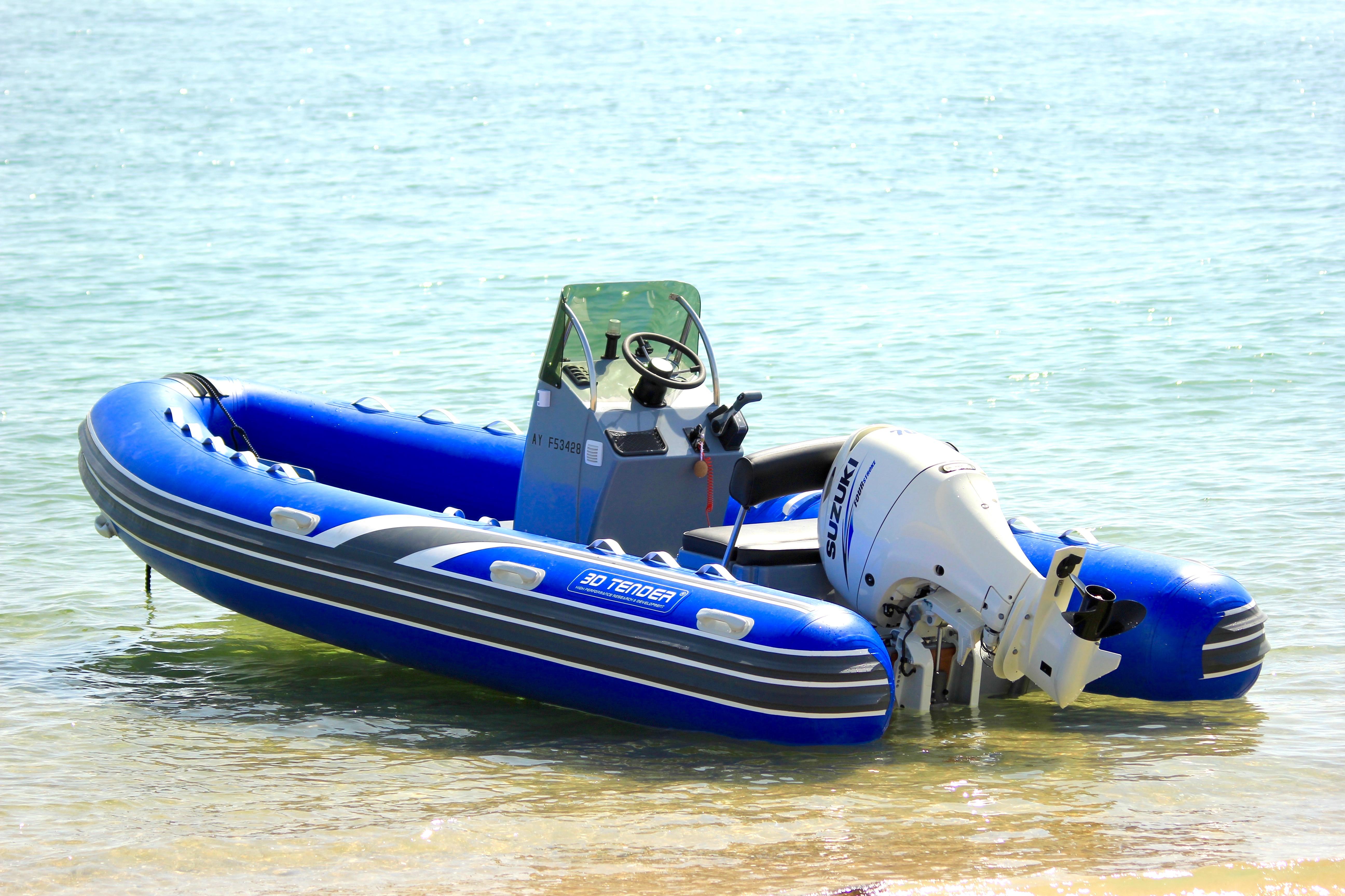 Nouveau bateau pour NKS