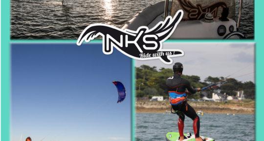 Coaching Kite Foil
