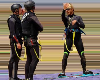 NKS, réserver un cours pour apprendre le kitesurf
