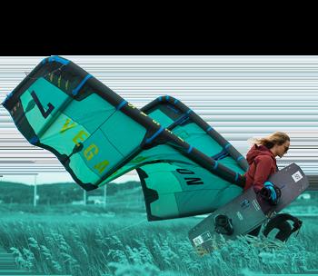 Louez du matériel de kitesurf avec NKS