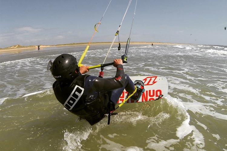 seance kitesurf