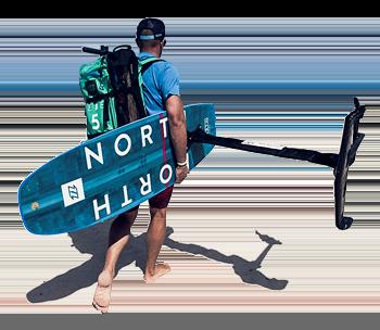 Réserver un cours de foil avec NKS, école de kitesurf