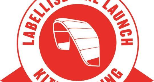 OLK label one launch kiteboarding