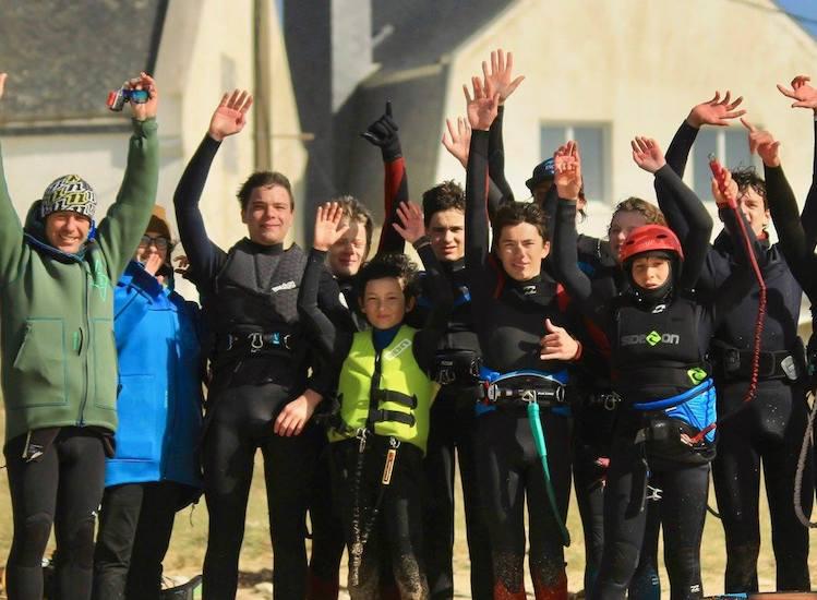 centre entrainement kitesurf