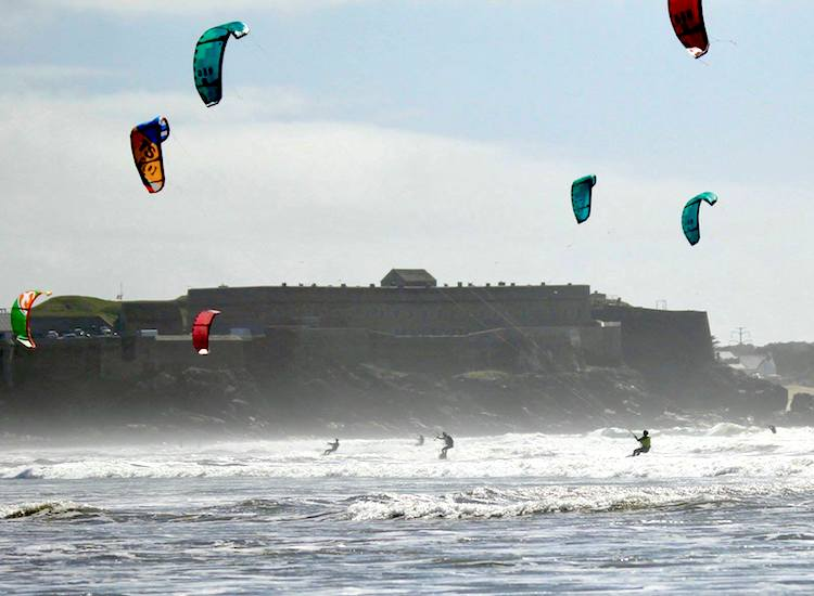 club de kite à l'année carnac quiberon