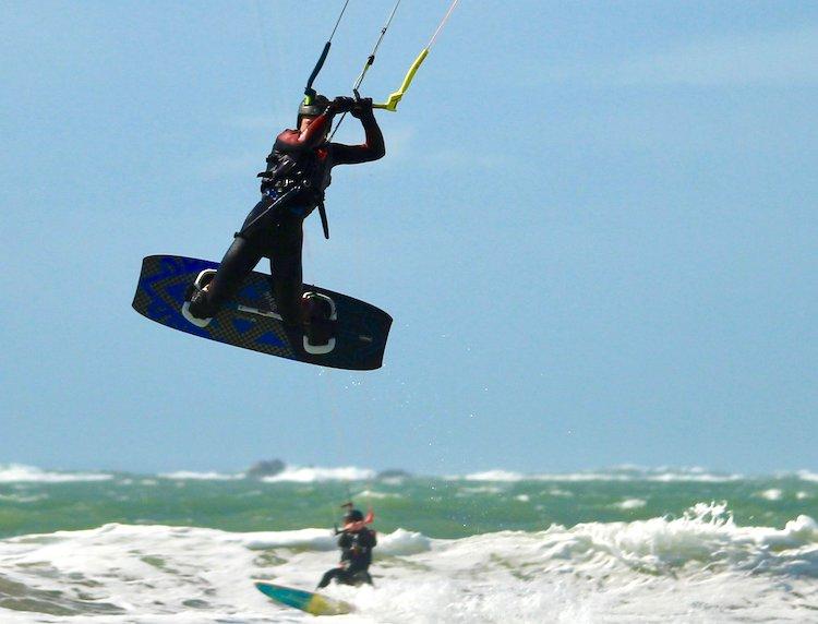 club de kitesurf de quiberon carnac