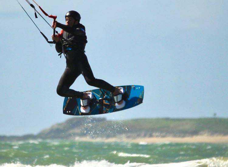 jeunes espoirs kitesurf carnac quiberon