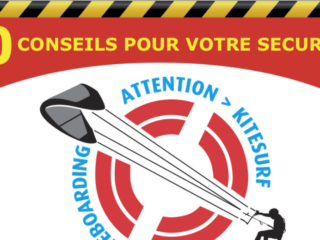 Les dangers en kitesurf : 10 conseils