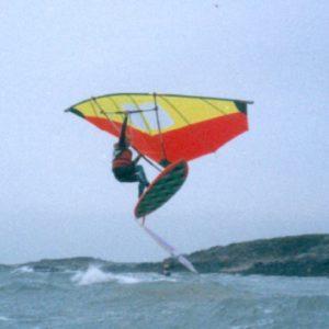 inventeur du bird sail