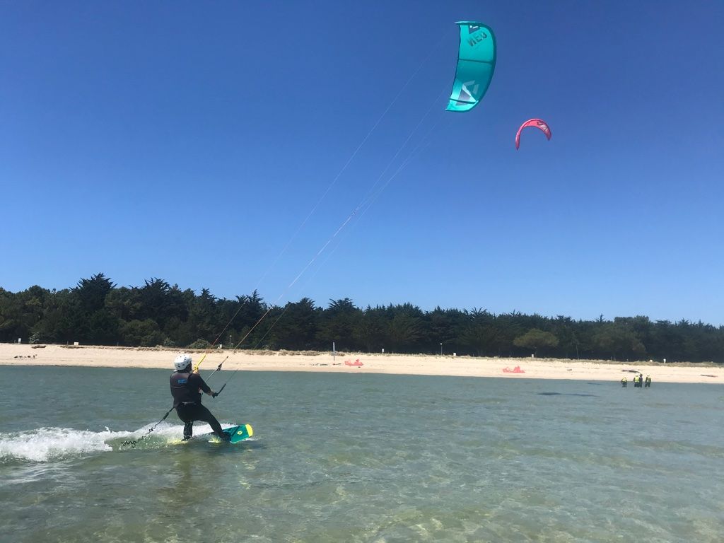 coursdekitesurf